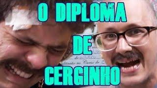 FALHA DE COBERTURA #53: O Diploma de Cerginho