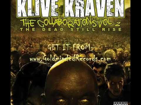 Klive Kraven - The Collaborations Vol. 2: The Dead Still Rise {Sampler} [2012]
