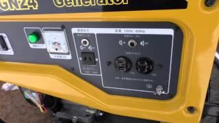 スバル発電機SGN24