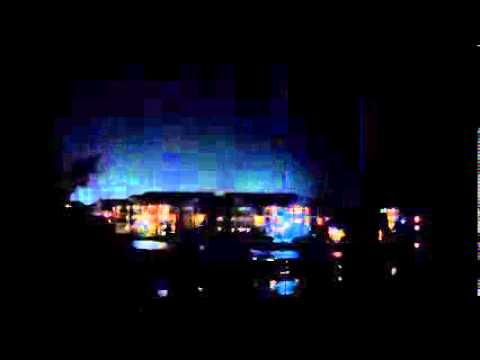TORNADO STORM NIGHT IN OKLAHOMA CITY