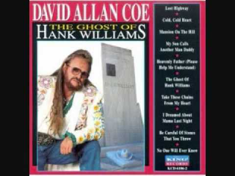 David Allan Coe - Be Careful Of Stones That You Throw