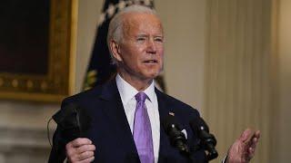 Live: Biden Delivers Remarks on his Build Back Better Agenda | NBC News