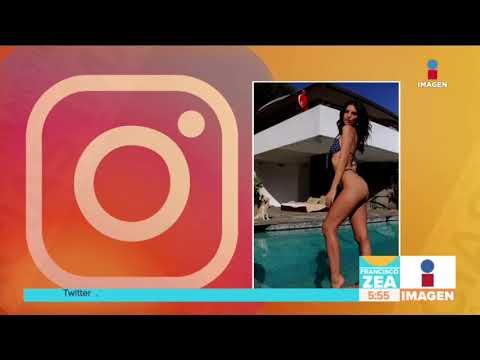 ¡Emily Ratajkowski y su nueva colección de bikinis! | Noticias con Paco Zea thumbnail