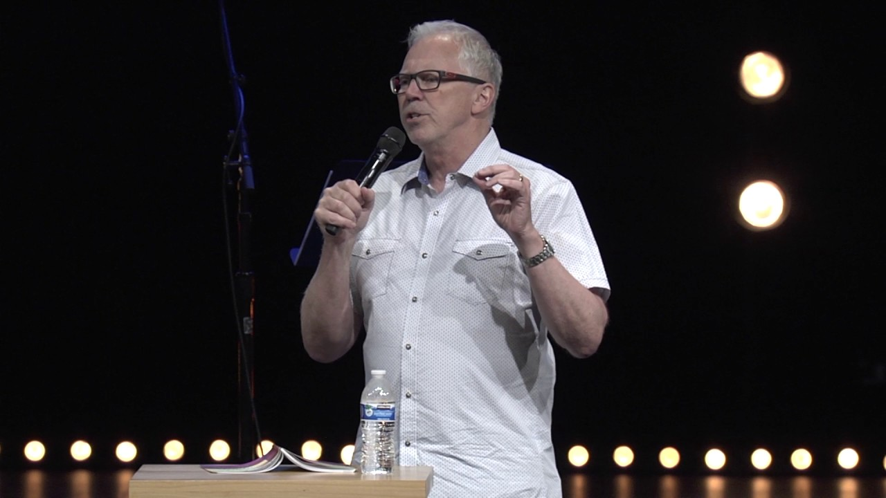 Secrets of His Heart | Brian Simmons | Kingdom Culture Conference