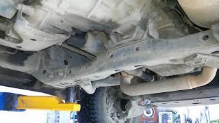 Gx470, Prado 120, Lexus Lx570. Вибрация при разгоне на оборотах 1600 - 1800 об/мин.