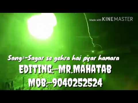 Sagar se gehra hai pyar hamara ((( Jhankar...