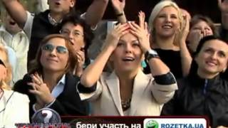 Красное или Черное? Алиев, Ващук, Потап и парашутисты!