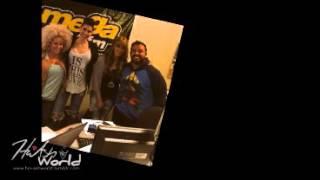 """Ha*Ash en entrevista con """"El Gordo y la Pelua"""" Puerto Rico"""
