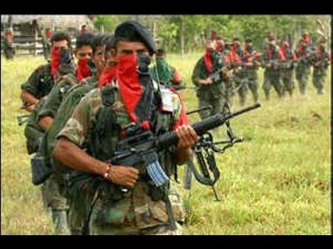 Resultado de imagen para Ejército de Liberación Nacional de Colombia youtube