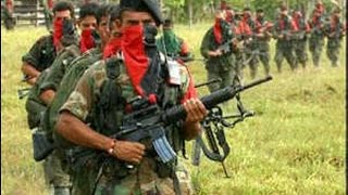 *** ESPECIAL GUERRILLA ***  Fusiles de Madera (ELN, Colombia)