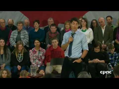 Trudeau attacks Alberta oil sands