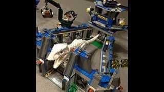 Lego Jurassic World Indominus Rex Breakout Teaser - Brick Boys Lego Show