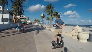 Private Segway Tour on Hollywood Beach (FL)