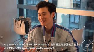 The Fifth Parlour Interviews Eric Chou