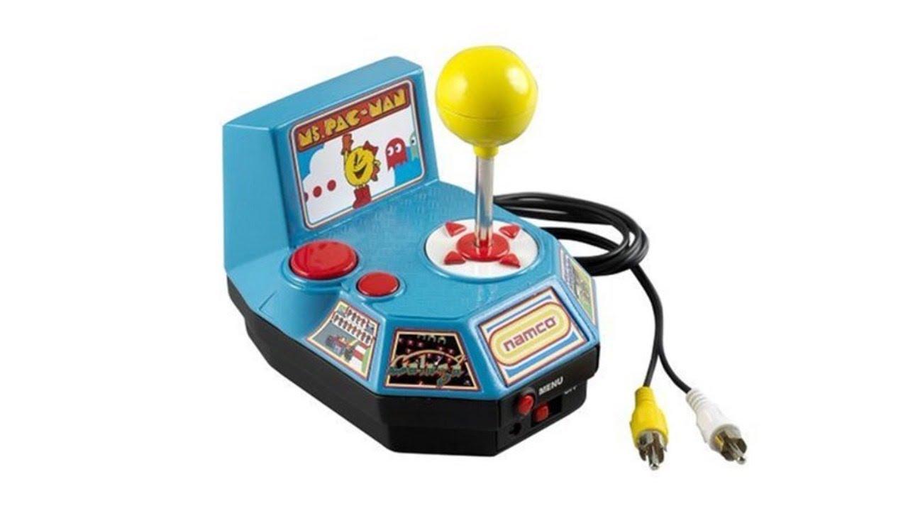 Ms. Pac-Man Plug n Play Live Stream (2004 Jakks Pacific TV Games)