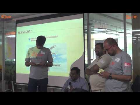 Scrum Bangalore 14 - Open House - All Agilists
