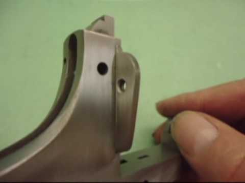 Webley MKII Revolver British Army Restoration Vulcan Gun Refinishing (5 of 10)