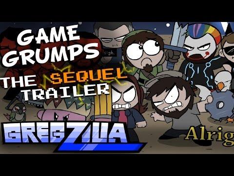 The Game Grumps SEQUEL Trailer