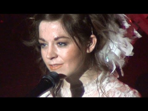 "Lindsey Stirling ""Song of Caged Bird & We Found Love"" LIVE 2013"