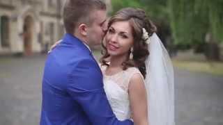 Клип со свадебной прогулки Анны и Сергея от