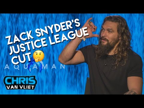 Jason Momoa Reveals Zack Snyder's Cut Of Justice League Had Aquaman Ending, Diet And Workout