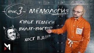 Мемология: Культ Темеки, Вилат-Виктор, Хост п..ор. Урок 3.