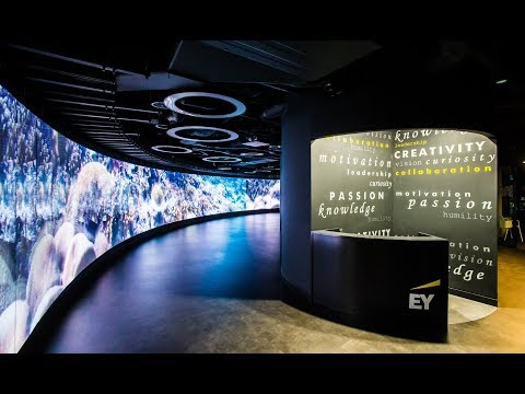 EY Artificial Intelligence Innovation Center – Wavespace Madrid