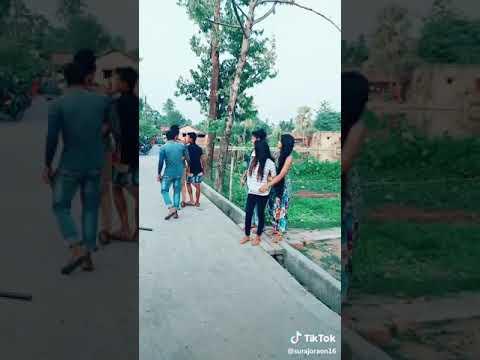 Kya Keh Diya Hai Tumne O Janam Song Funny Tiktok Comedy Video