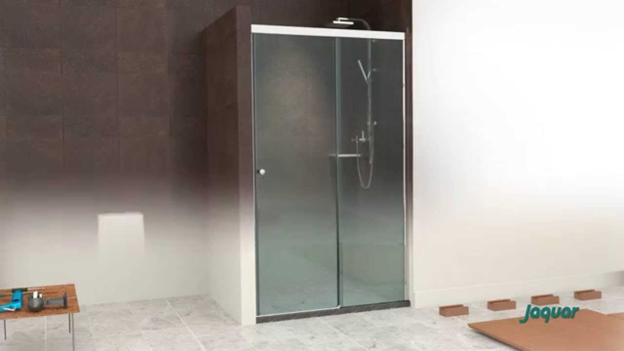 JAQUAR SHOWER ENCLOSURE (ADENA) Installation - YouTube