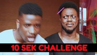 10 SEKUNDEN CHALLENGE vs JOKAH TULULU | Ah Nice