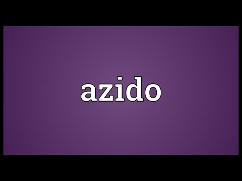Header of azido