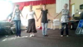 Еврейский Танец на Пасху