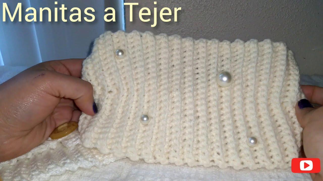 Diadema Facial a crochet