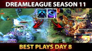 BEST PLAYS - GROUPSTAGE - Day 8 - STOCKHOLM MAJOR - DreamLeague Dota 2 thumbnail