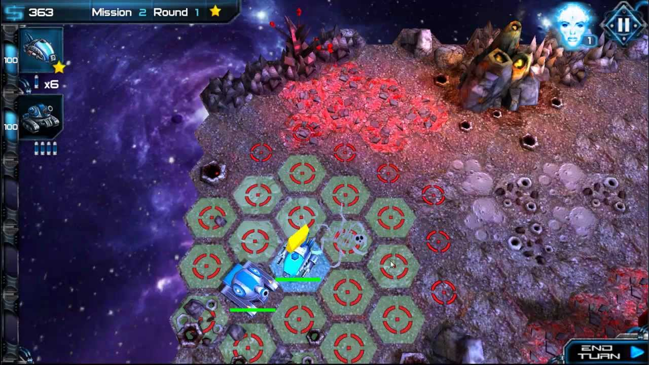 Cosmo Battles Turn Based Space Strategy Game For Android Youtube