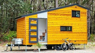 Stunning Gorgeous The Adventure Series 6000sl Tiny House | Living Design For A Tiny House