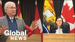 Coronavirus outbreak: New Brunswick 'not going back to normal any time soon,' premier says | FULL