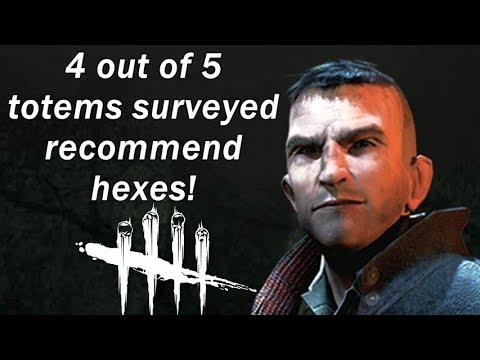 Dead By Daylight| 4 out of 5 totems surveyed!  Where's that hex?