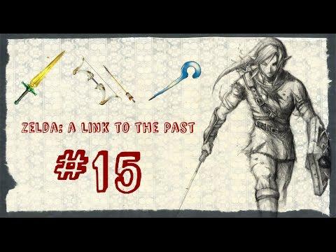 Zelda: A link to the Past | Capítulo 15 | 100% objetos + mejores armas- Sword n´ Mark