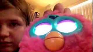 How to change your furby nice