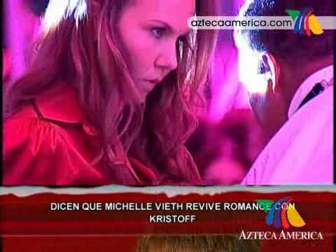 Michelle Vieth Es Infiel Con Kristoff!!