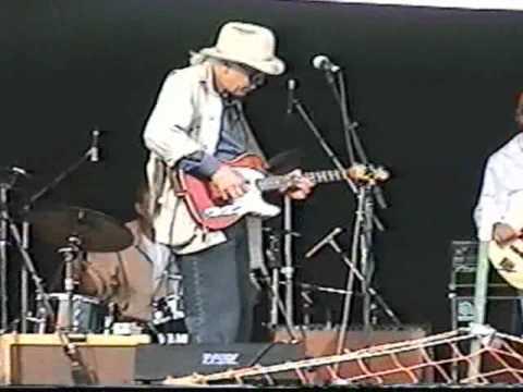 Doug Sahm & Amos Garrett 1998 Vancouver Island MusicFest