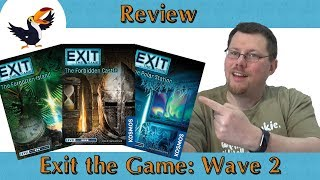 Exit The Game Wave 2 Spoiler Free Review