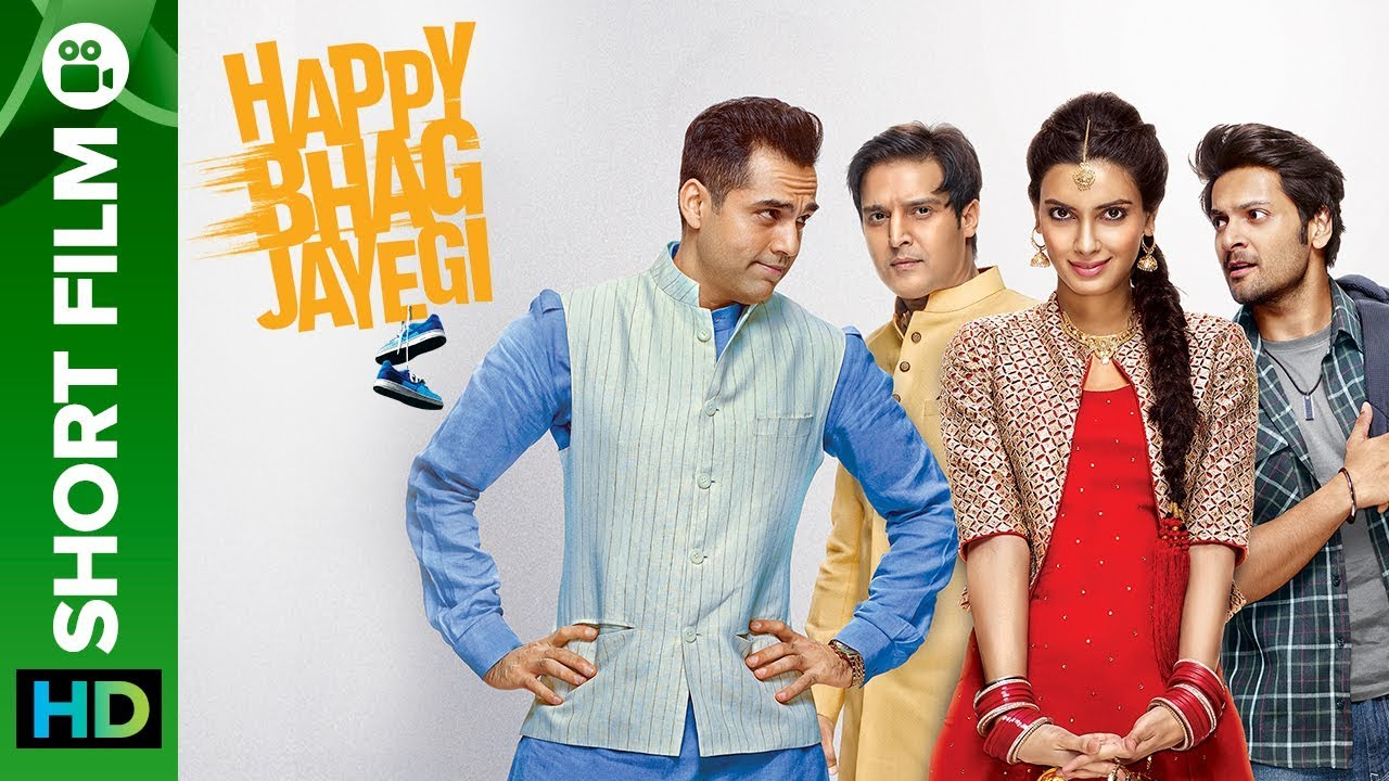 Happy Bhag Jayegi | A Runaway Bride's Tale | Full Movie Live on Eros Now