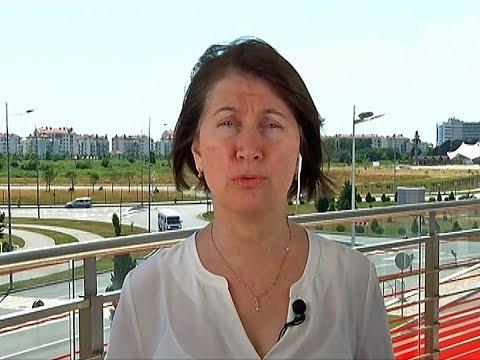 Сотрудник администрации Сочи Нонна Кардава: мы приглашаем людей на праздничные мероприятия