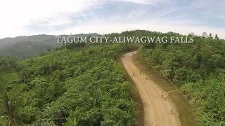 Tagum Biker Boys Conquer Aliwagwag Falls