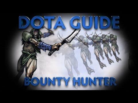 Dota гайд Gondar - Bounty Hunter