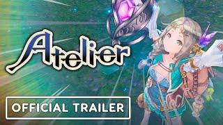 Atelier Mysterious Trilogy DX - Official Launch Trailer