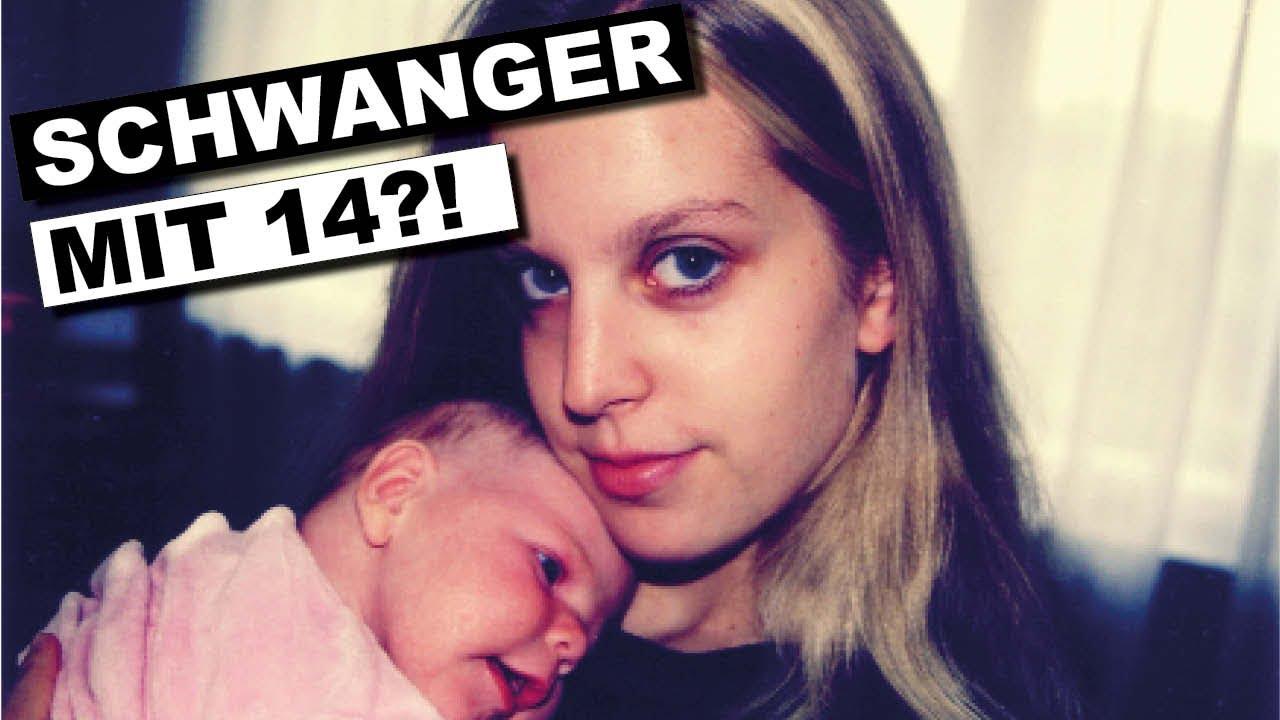 SCHWANGER MIT 14?! - Unsere Story - YouTube