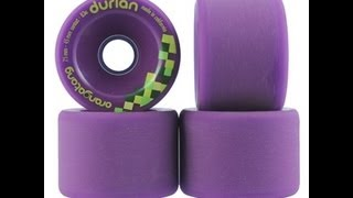 Orangatang Durian 75mm 83a Review